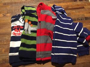 Lot de vêtements garcon 3-6 mois à 12 mois