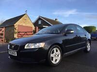2010 VOLVO S40 1.6 D DRIVE S 4DR MANUAL