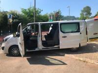 2015 15 Vauxhall Vivaro 1.6CDTi( 120PS )BiTurbo ( s/s )SPORTIVE 2900eco/ AIR-CON
