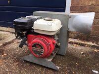Honda Generator 3.5hp bouncy castle blower / fan