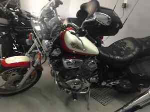 Yamaha Virago 1100cc 1996
