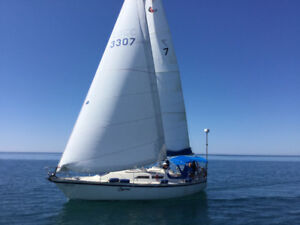 CS 33 Sailboat For Sale