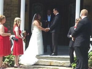 Let me officiate your Fall or Winter Wedding  Stratford Kitchener Area image 2