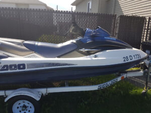 Sea doo RFI 2002 LVR  4 seater