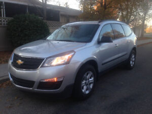 2013 Chevrolet Traverse. AWD. In excellent condition. $11,500.