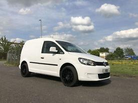 2012 62 Volkswagen Caddy 1.6TDI ( 102PS ) C20 - NO VAT TO PAY
