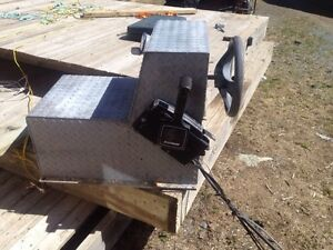Center Console for boat