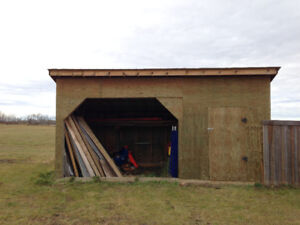 Horse Shed 10x24