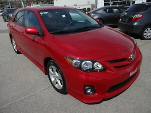Toyota Corolla S CUIR TOIT MAGS 2011