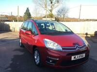 Citroen C4 Picasso GRAND VTR PLUS HDI EGS