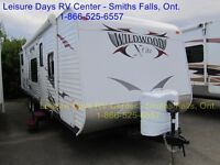 2012 Forest River Wildwood 281QBXL for sale