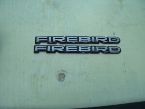 1987 Firebird Parts West Island Greater Montréal image 8