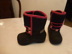 Winter Boots Toddler Girl size 5