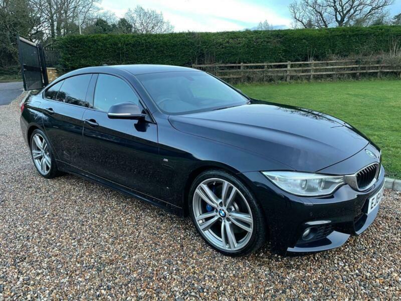 2014 BMW 4 SERIES GRAN COUPE 3.0 430d M Sport Gran Coupe Auto 5dr Hatchback Dies