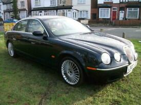 image for 2007 Jaguar S-Type 2.7d Diesel v6 automatic BARGAIN SALOON Diesel Automatic