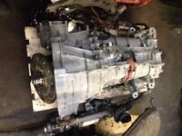 Audi A6 A5 A4 2.0tdi MVS gearbox 6speed manual