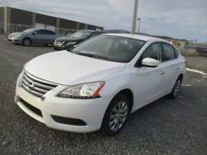 2014 Nissan Sentra SV ONLY AT KINGSTON'S 100% NON-COMMISSION...