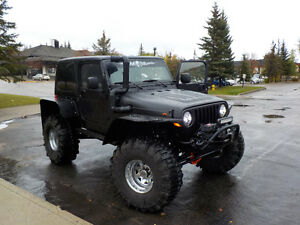 2003 Jeep Wrangler Modified/Lifted V8 SUV, Crossover