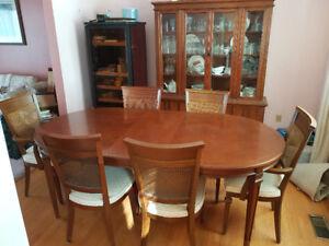 Complete Gibbard Dining Set