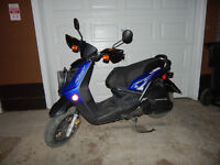 FOR SALE Yamaha Scooter