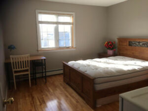 nice bedroom for rent in Clayton Park (near MSVU) month by month