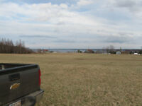 Acre lots incl.onsite septic, view of Grand Lake, Scotchtown