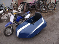 baja bike with sidecar