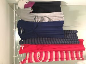 Gently Used Maternity / Nursing Tops & Dresses