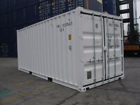 NEW AND USED SHIPPING CONTAINERS / SEA CANS! COMPETITIVE PRICING