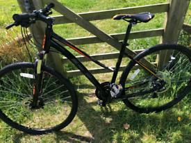 Selling my misses bike gt