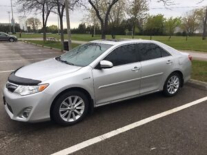 Toyota Camry Hybrid XLE - Dealer Maintained