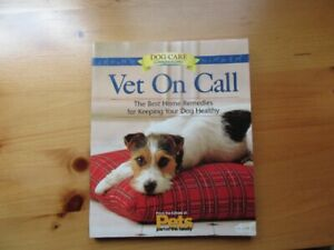 DOGS AND ANIMALS - BOOKS (4 books) - REDUCED!!!!