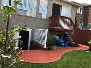 LEGAL 2 BEDROOM WALKOUT BASEMENT APARTMENT FOR RENT