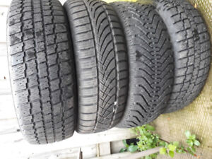 4 Winter Tires only $100 !!!