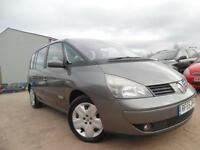 RENAULT ESPACE DYNAMIQUE PACK EXPRESSION 2.2 DCI 7 SEATER FULL SERVICE HISTORY