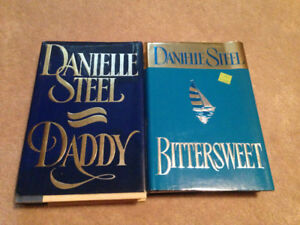2 Danielle Steel Books For Sale