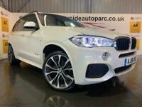 2018 BMW X5 3.0 XDRIVE30D M SPORT 5d 255 BHP Estate Diesel Automatic