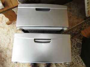 Drawer bases for washer & dryer Cornwall Ontario image 1