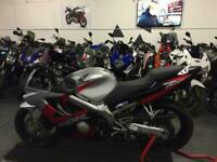 2003 Honda CBR600-f 600cc == we accept p/x / sell us your bike