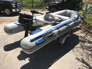 Boat for Sale - Complete Package