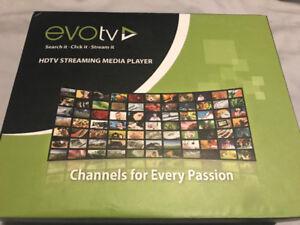 EVO TV Android Box