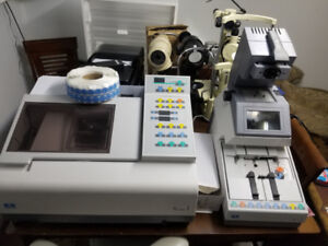 OPTICAL STORE///LAB  EQUIPMENT  FOR SALE