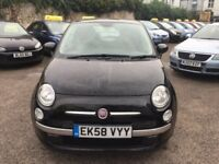 Fiat 500 1.2 Lounge 3dr£3,995 one owner