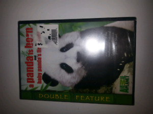 "DVD ""A Panda is Born"""