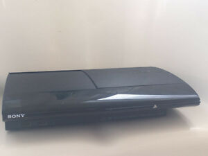 Sony Play Station 3 Slim 500gb PS3