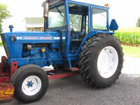 Ford 5000 tracteur