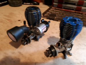 Traxxas 3.3 engines