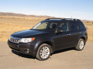 2012 Subaru Forester Limited 2.5