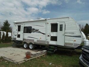 Wonderful Campers And Utilaty Trailers And Parts In Bancroft  Travel Trailers