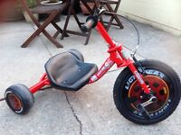 Disney lightening McQueen big wheel trike